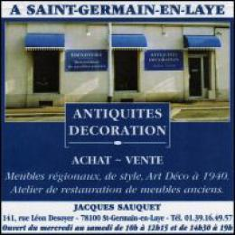 Antiquites Sauquet