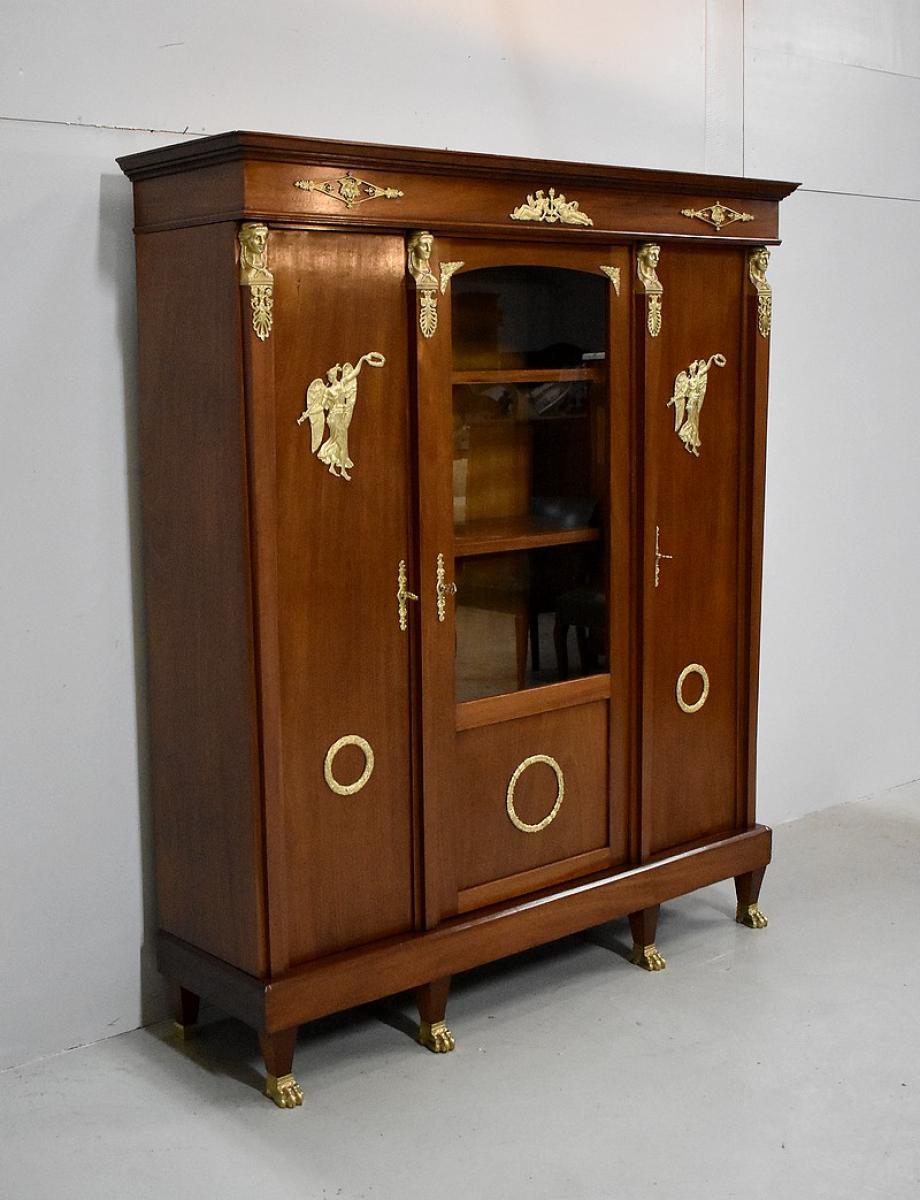 Studio armadio antiquites lecomte for Armadio per studio
