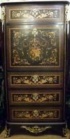 SECRETAIRE IN MARQUETRY