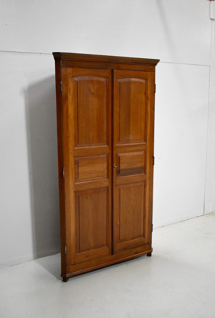 Corner cabinet of Pondicherry - XIXth