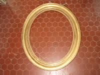 19th C GILTWOOD  FRAME