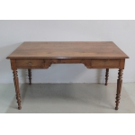 OAK WRITING TABLE