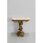 Small carved console - twentieth
