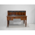 Louis Philippe desk with step - XIX