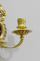 Pair Of Louis XIV Bronze Wall Sconces - Nineteenth