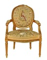 SUITE LOUNA STILE LOUIS XVI